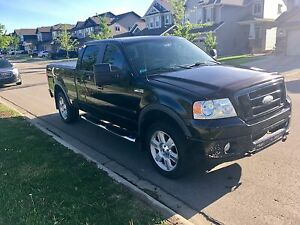 ***2007 Ford F-150 extended quad cab 4x4 for sale***