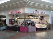 DONUT KING Munno Para Shopping Centre Smithfield Playford Area Preview