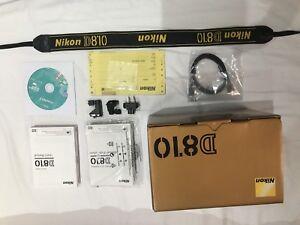 NIKON D810 TORONTO