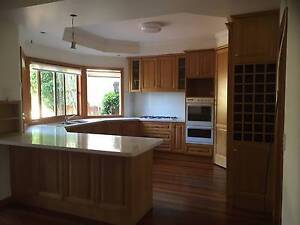 Large second hand kitchen with Caesar stone & appliances for sale Mitcham Whitehorse Area Preview