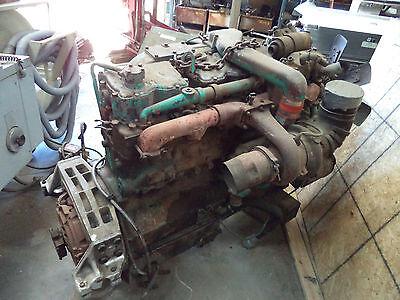 Cummins Ntc 290 Good Running Engine Pull Out