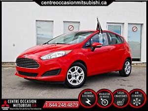 Ford Fiesta Hayon SE 2015 ROUGE seulement 15415KM