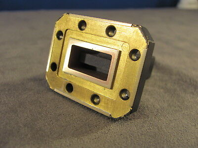 Waveguide Wr75 Low Power Termination Ku-band 10 To 15 Ghz Length 1.75 252