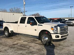 2016 Ford F-350 Lariat Platinum | Command Start | Diesel | He...