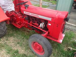Massey Ferguson Tractor Swansea Lake Macquarie Area Preview