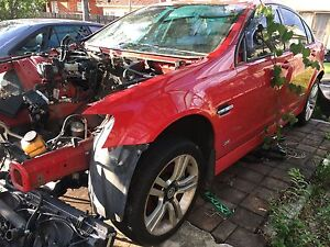 VE SS V8 Shell - Can Be Registered ! -Genuine Holden Commodore SS Revesby Bankstown Area Preview