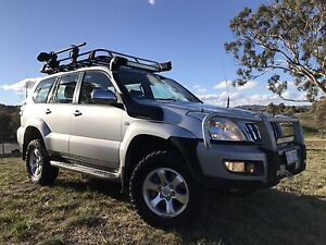 2004 Toyota Prado GXL 4.0 V6 Auto MUST SELL Crace Gungahlin Area Preview