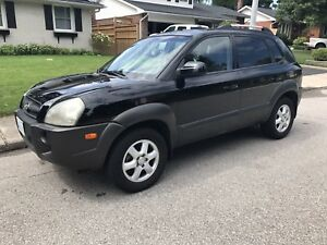 2005 Hyundai Tuscan (great condition)