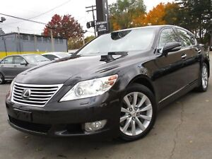 2012 Lexus LS 460 LS 460~AWD~NAVIGATION~ONE OWNER~150KMS !!!