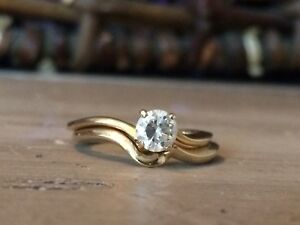 Spence Diamond Ring Set