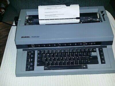 Swintec 1146cm Typewriterfast Free Shipping