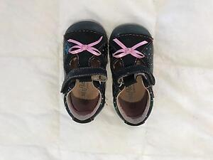 Air flex baby girl shoes - size 4 Camp Hill Brisbane South East Preview