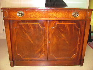Vintage Saginaw Furniture Company Telescoping Buffet Table Expand O Matic Ebay