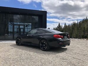 2017 BMW M4 w/Competition Package