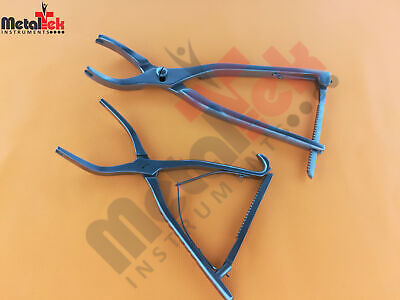 Rod Compressor Small Large Spine Orthopedic Surgical Instruments