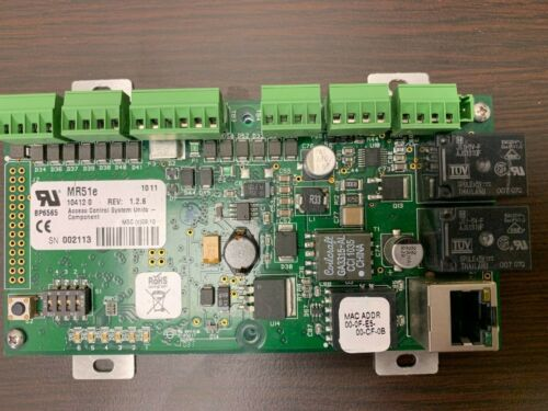 MR51e Authentic Mercury Boards Access Control Honeywell PW6K1R1E