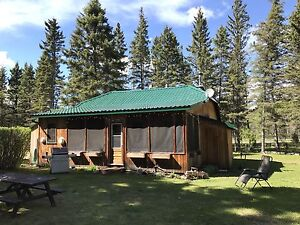 Clear Lake cabin rental