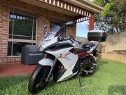 2013 Yamaha FZ6R Kanahooka Wollongong Area Preview