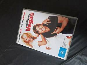 What Happens in Vegas DVD Alderley Brisbane North West Preview