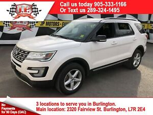 2017 Ford Explorer XLT, Back Up Camera, Heated Seats, 4x4