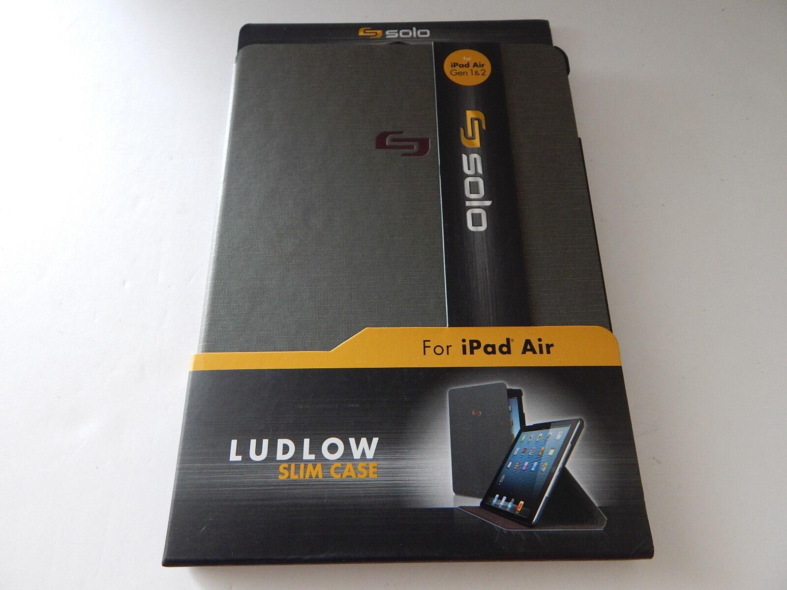 Ludlow Slim Case for iPad Air