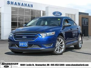 2013 Ford Taurus Limited | 4WD | NAVIGATION |