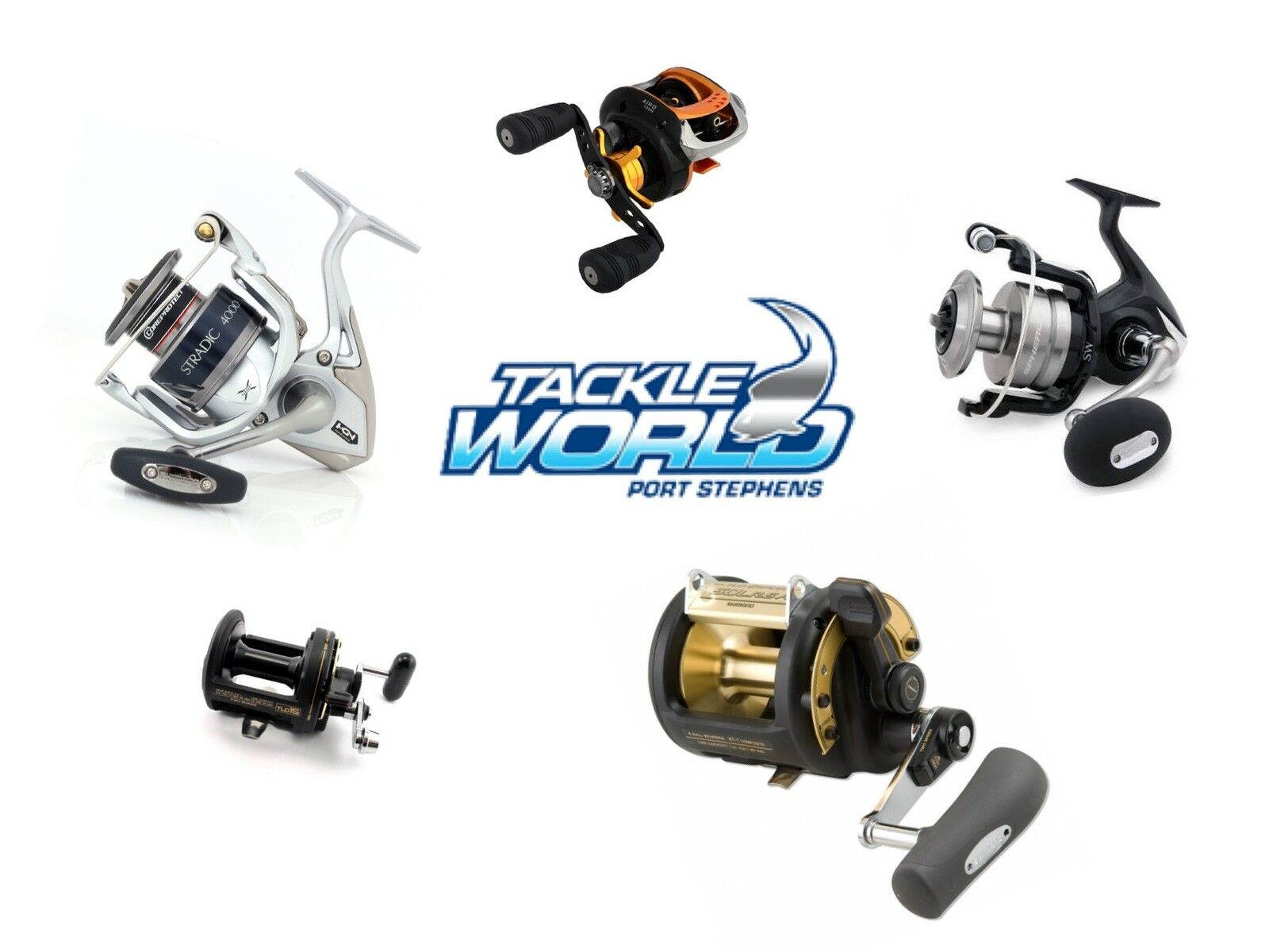 TACKLE WORLD PORT STEPHENS