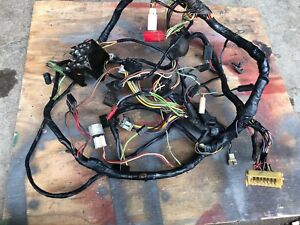 1970 mustang wiring harness ebay rh ebay com 1965 Mustang Alternator Wiring 1967 Mustang Alternator Wiring