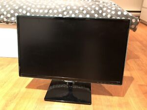 "Samsung 1080p 21.5"" 5ms 60hz monitor in excellent condition"