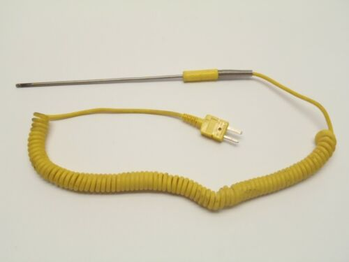 Omega K Type Thermocouple Probe