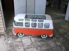 vw combie pedal cars, 23 window type 2.  two of Homebush Mackay Surrounds Preview
