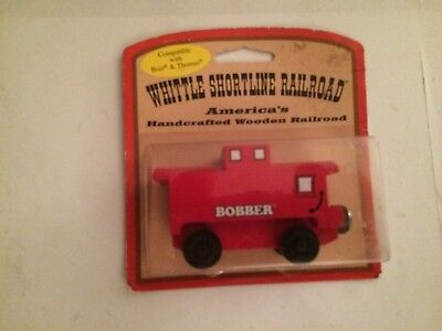 Whittle Caboose (Whittle Shortline Little Engine that could Caboose New in Package! )