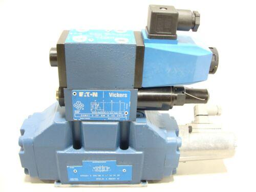 New Genuine Eaton Vickers Proportional Control Valve KFDG5V DGMX1 KFDG4V 458833