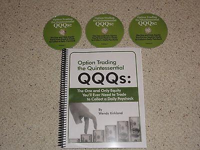Wendy Kirkland Merit Paycheck Option Trading The Quintessential Qqq Qqqq Nasdaq