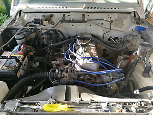 Rb30 gq shell with complete running gear Rochedale South Brisbane South East Preview