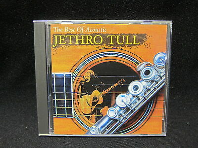 Jethro Tull - The Best of Acoustic - Near Mint - New (The Best Of Acoustic Jethro Tull)
