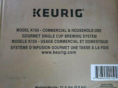 Keurig K150 Commercial Coffee Maker