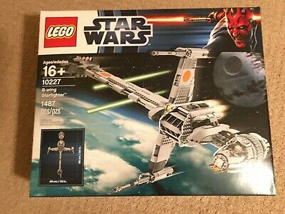 LEGO Star Wars UCS B-Wing Starfighter 10227 - New