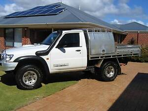 2006 Nissan Patrol Ute South Bunbury Bunbury Area Preview