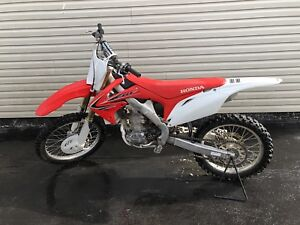 For Sale 2013 Honda CRF250R 4 Stoke Competition Bike