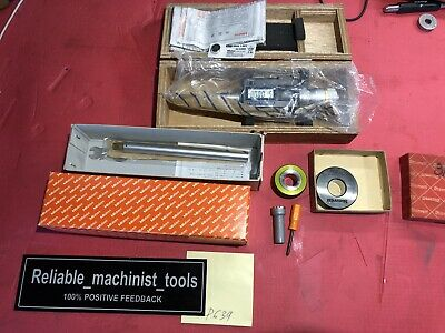 Mitutoyo Intrimik Bore Holtest Inside Micrometer .5 To .8 In W2 Ring P639