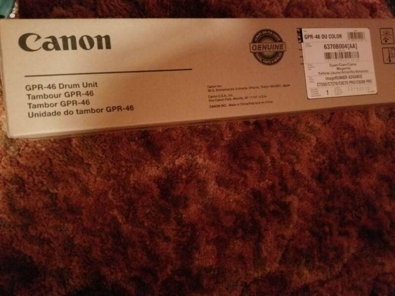 Canon GPR 46 color drum