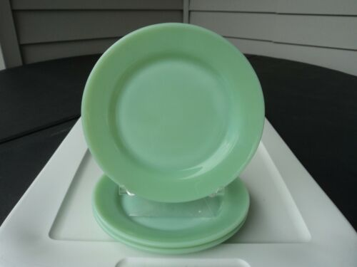 FIRE KING JADE-ITE RESTAURANT LUNCHEON PLATES