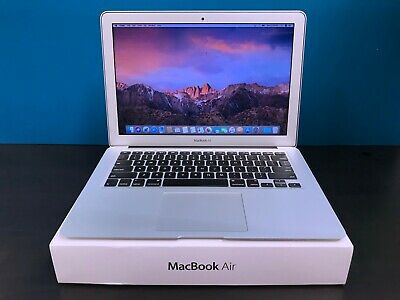 Apple MacBook Air 13 Laptop / 2.8GHZ Core i5 / 128GB SSD / OSX-2019 / WARRANTY. Buy it now for 649.00