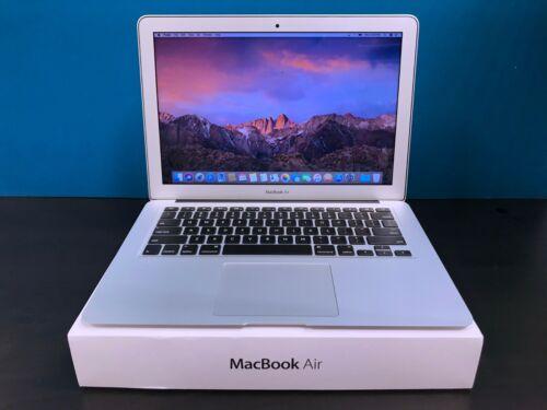 Apple MacBook Air 13 Laptop / 2.8GHZ Core i5 / 128GB SSD / OSX-2019 / WARRANTY