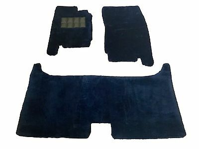 1980 1995 Rolls Royce Silver Spur Lambs Wool Floor Mats In All Factory Colors