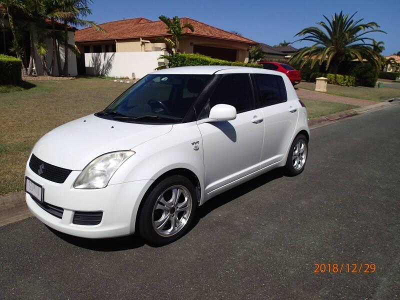 2008 Suzuki Swift Hatchback Cars Vans Utes Gumtree Australia