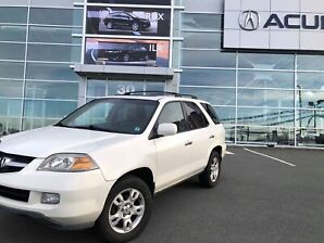 Acura MDX maintained by dealer