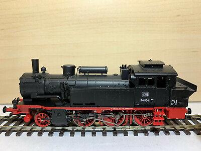 Märklin Dampflok BR 74 854 DB Epoche III, Digital/mfx aus 29047