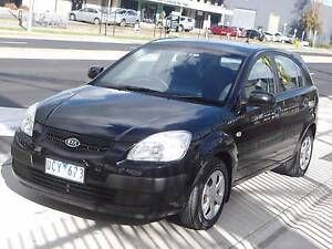 2006 Kia Rio Hatchback Footscray Maribyrnong Area Preview